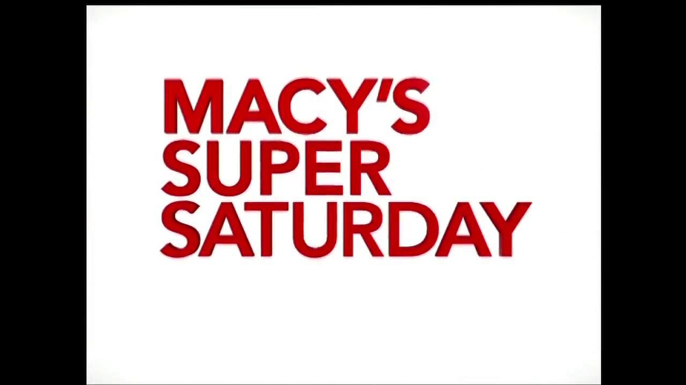 Macy's March 2014 One Day Sale Saturday TV Spot, 'Mattresses' thumbnail