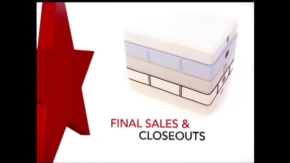 Macy's March 2014 One Day Sale Saturday TV Spot, 'Mattresses' - Screenshot 2