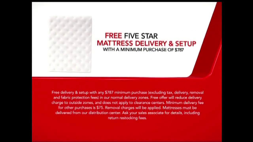 Macy's March 2014 One Day Sale Saturday TV Spot, 'Mattresses' - Screenshot 7