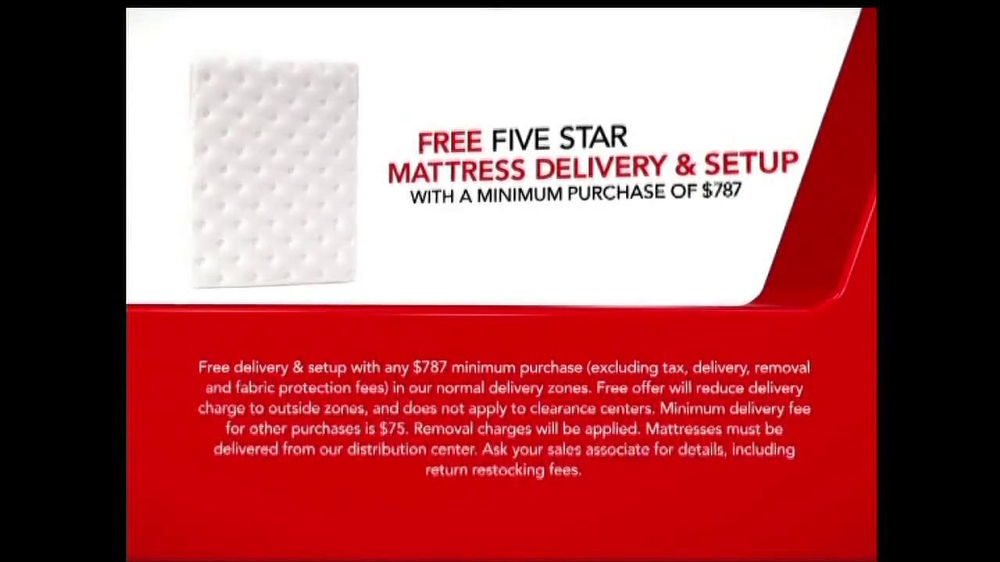 Macy's March 2014 One Day Sale Saturday TV Spot, 'Mattresses' - Screenshot 8