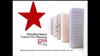 Macy's March 2014 One Day Sale Saturday TV Spot, 'Mattresses' - Thumbnail 4