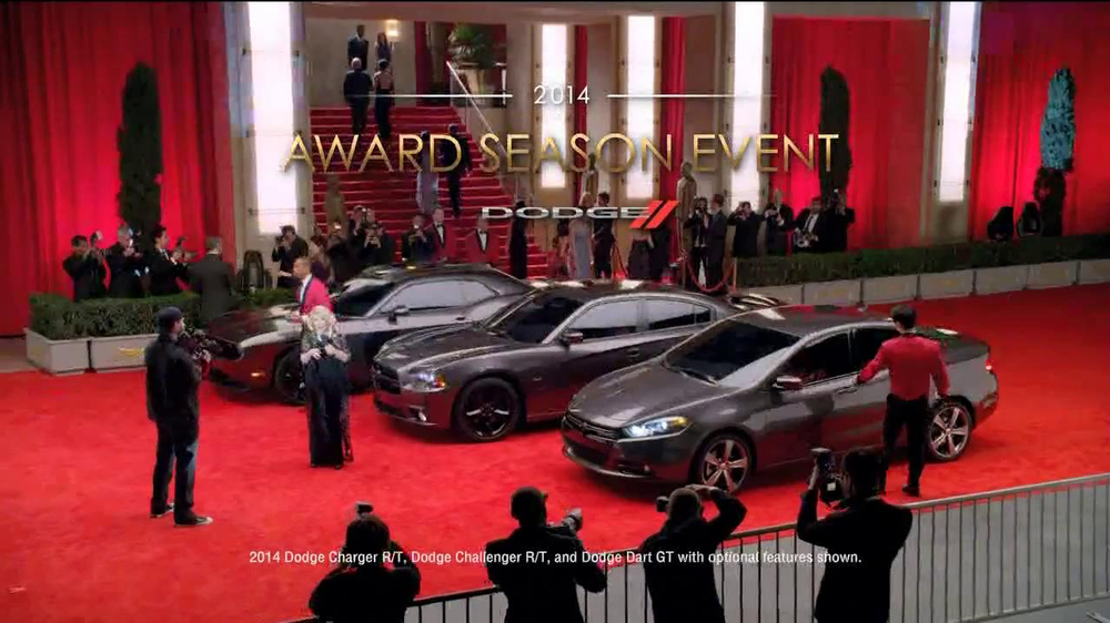 Dodge 2014 Award Season Event TV Spot Featuring Joan Rivers - Screenshot 1