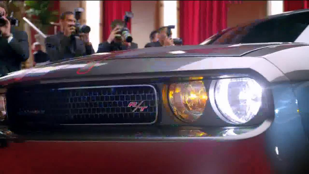 Dodge 2014 Award Season Event TV Spot Featuring Joan Rivers - Screenshot 3