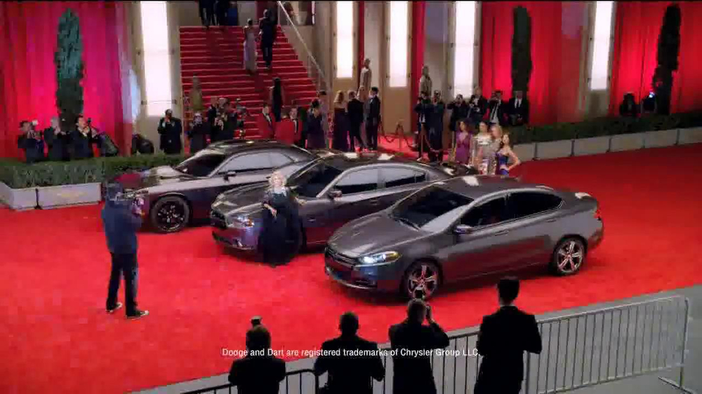 Dodge 2014 Award Season Event TV Spot Featuring Joan Rivers - Screenshot 8
