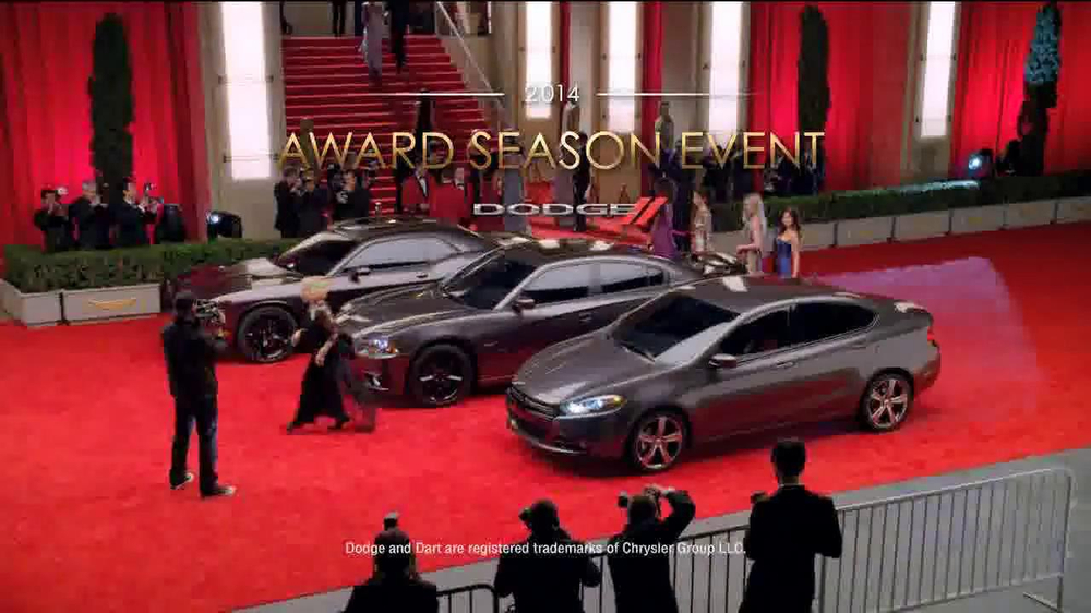 Dodge 2014 Award Season Event TV Spot Featuring Joan Rivers - Screenshot 9