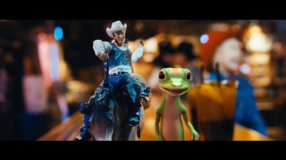 Geico Tv Commercial Line Dancing Song By Wrinkle Neck