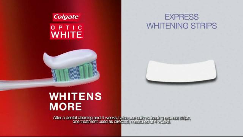 Colgate Optic White TV Spot, 'Accessories' - Screenshot 6