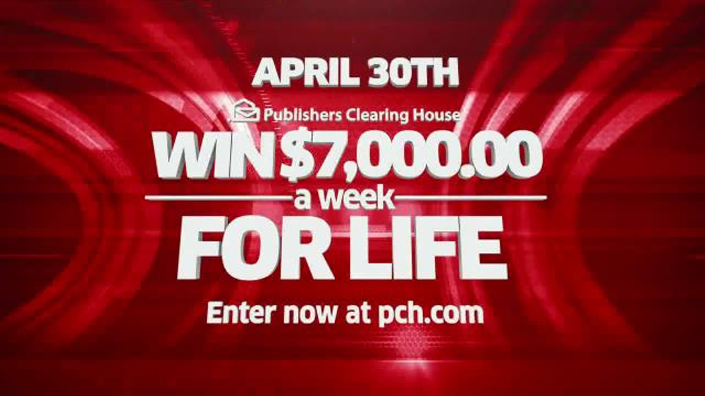Publishers Clearinghouse TV Spot, 'Set For Life Prize' - Screenshot 9