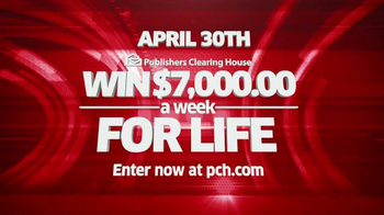 Publishers Clearinghouse TV Spot, 'Set For Life Prize' - Thumbnail 10