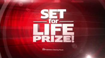 Publishers Clearinghouse TV Spot, 'Set For Life Prize' - Thumbnail 5