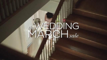 David's Bridal TV Spot, 'The Wedding March Sale'