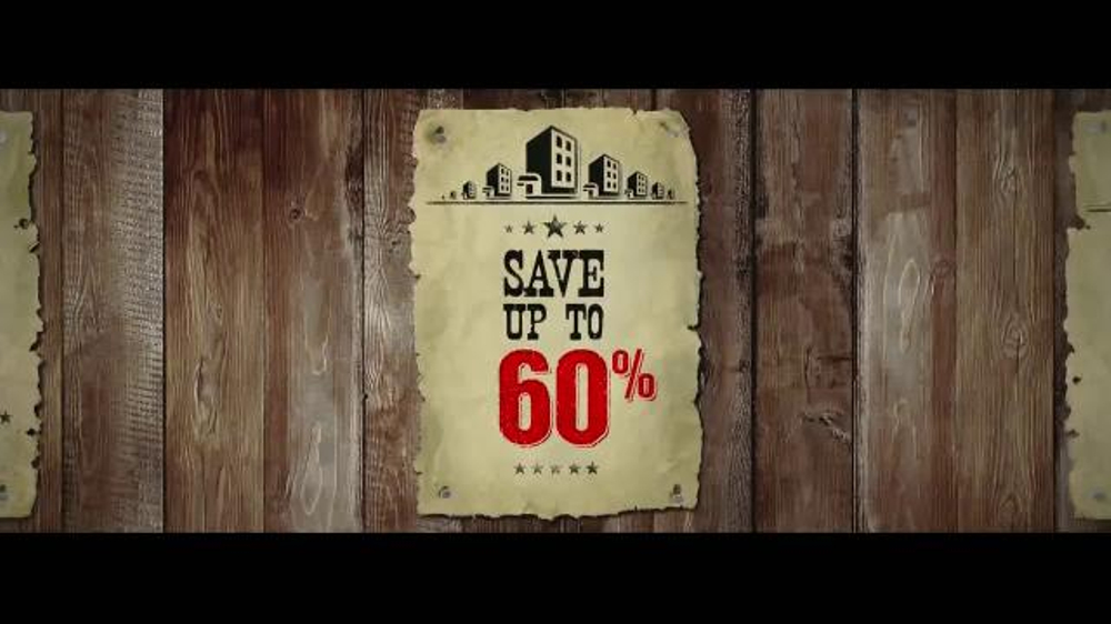 Priceline.com Spring Hotel Sale TV Spot, 'We Reckon' - Screenshot 8
