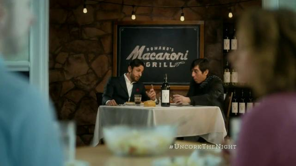 Romano's Macaroni Grill Original Recipe Chef's Tasting Menu TV Spot - Screenshot 3