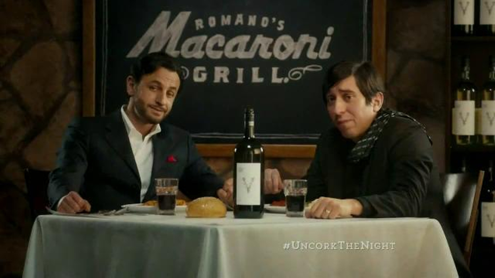 Romano's Macaroni Grill Original Recipe Chef's Tasting Menu TV Spot - Screenshot 7