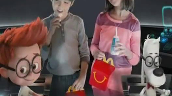 McDonald's Happy Meal TV Spot, 'Mr. Peabody & Sherman'