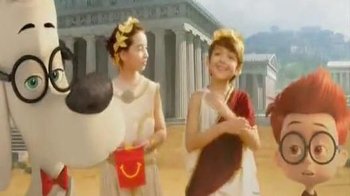 McDonald's Happy Meal TV Spot, 'Mr. Peabody & Sherman' - Thumbnail 6