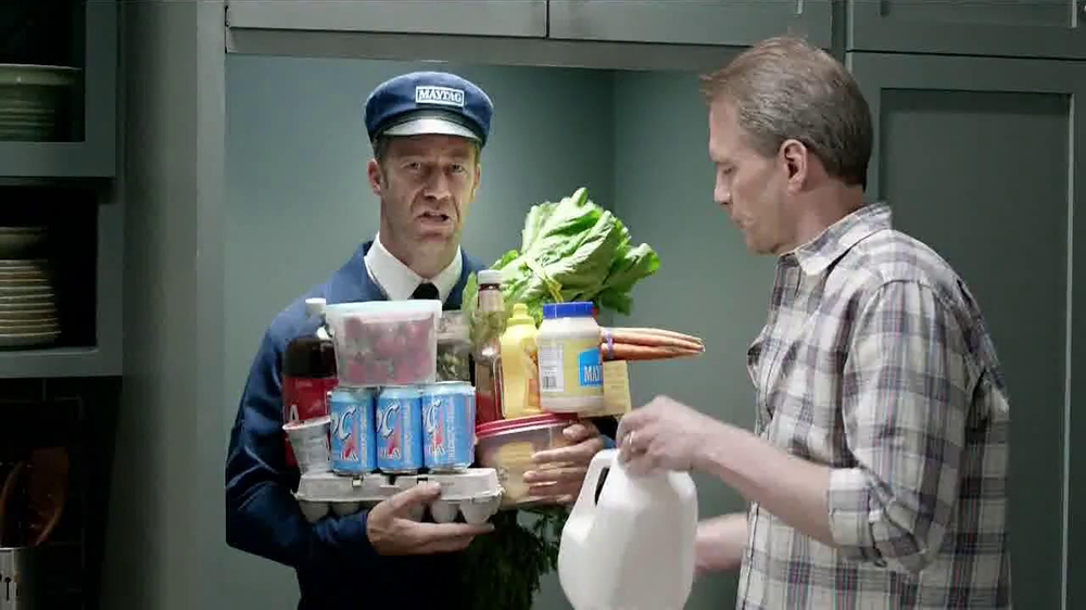 Maytag TV Spot, 'Refrigerator Runnin'' - Screenshot 5