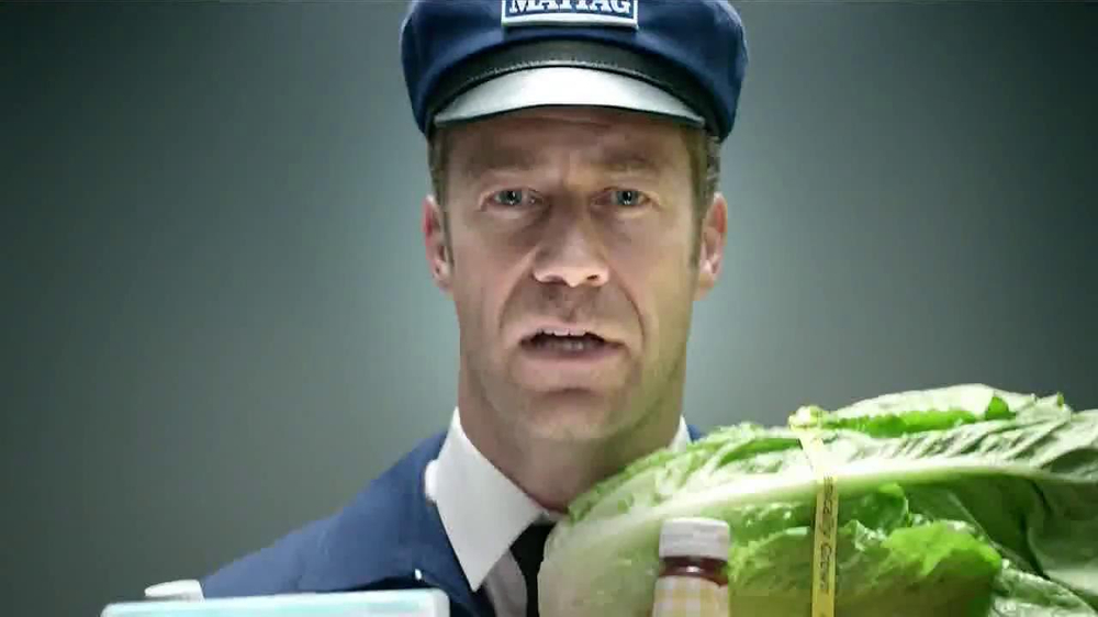 Maytag TV Spot, 'Refrigerator Runnin'' - Screenshot 7