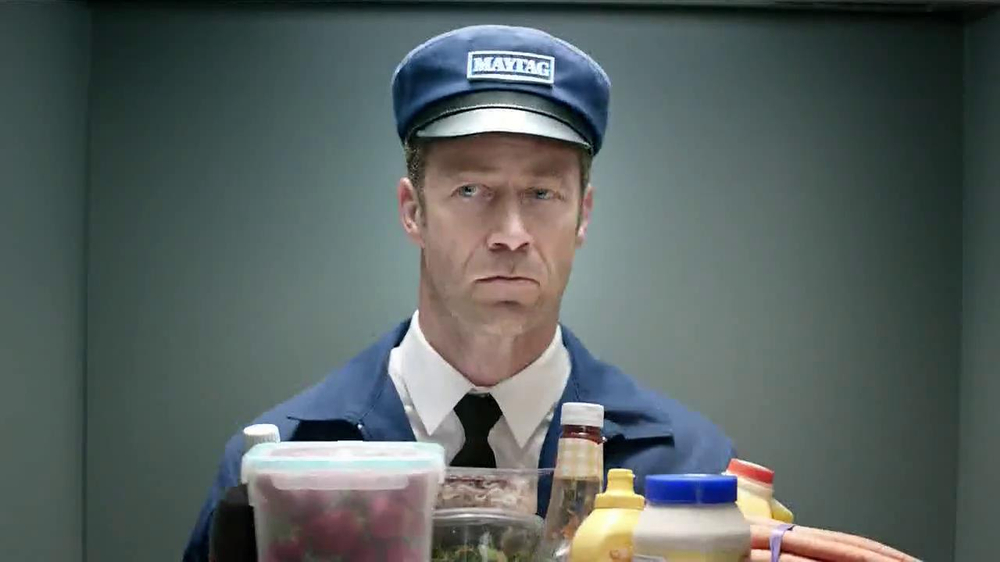 Maytag TV Spot, 'Refrigerator Runnin'' - Screenshot 9