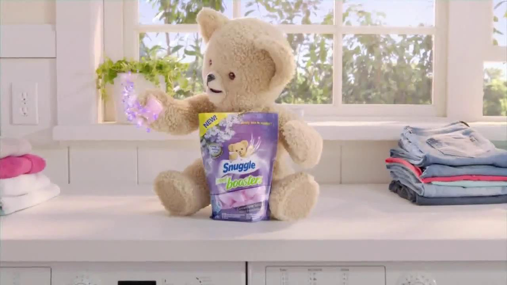 Snuggle Scent Booster Tv Spot Freshness Factory Ispot Tv
