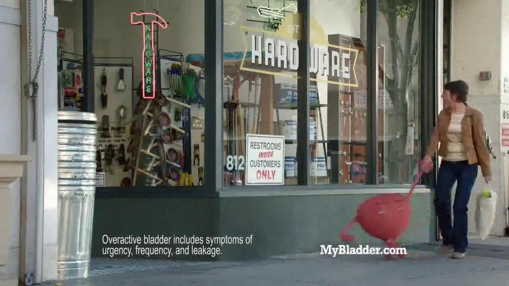 Myrbetriq TV Spot, 'Bus' - Screenshot 3