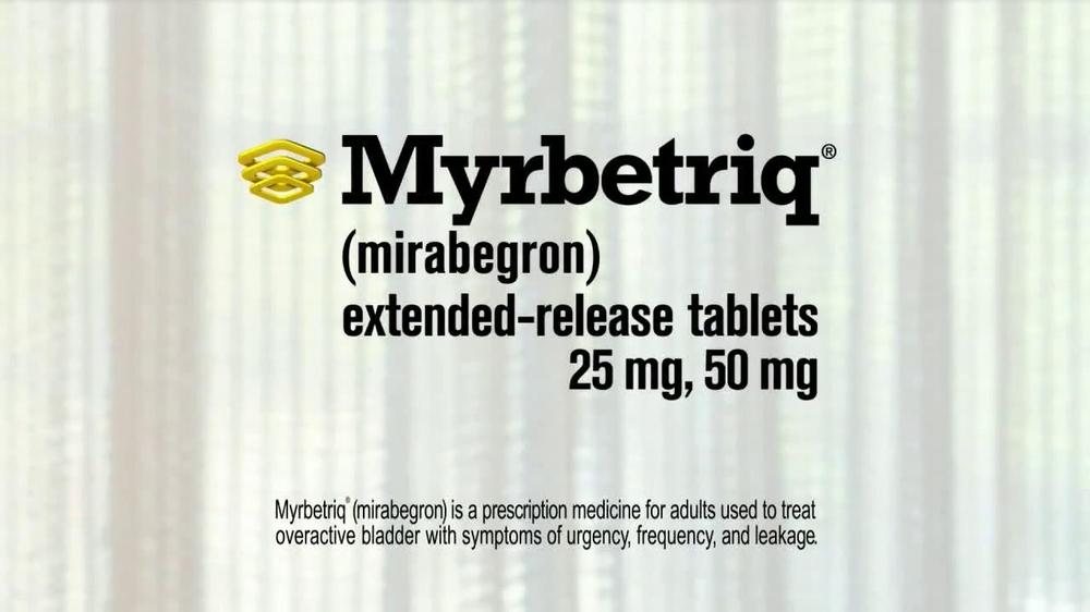 Myrbetriq TV Spot, 'Bus' - Screenshot 4