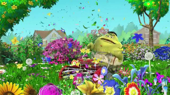 Mucinex Allergy TV Spot, 'Lawn Mower'