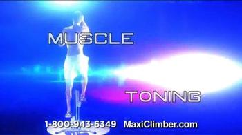 MaxiClimber TV Spot, 'Full Body Workout'