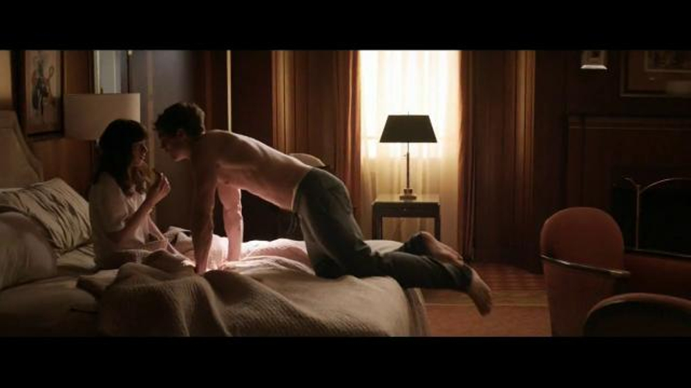 Fifty shades of grey blu ray tv commercial for What kind of movie is fifty shades of grey