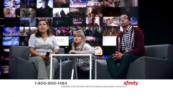 XFINITY X1 Triple Play TV Spot, 'Work Together' thumbnail