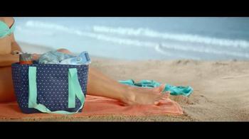 Dr. Scholl's Dream Walk Express Pedi TV Spot, 'Beach Ready'