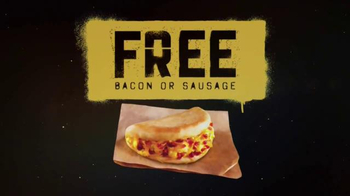 Taco Bell: Free Biscuit Taco
