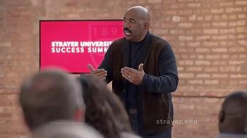 Strayer University TV Spot, 'Change' Featuring Steve Harvey thumbnail