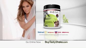 Body Lab Tasty Shake TV Spot, 'Eat Better, Feel Better' Ft. Jennifer Lopez