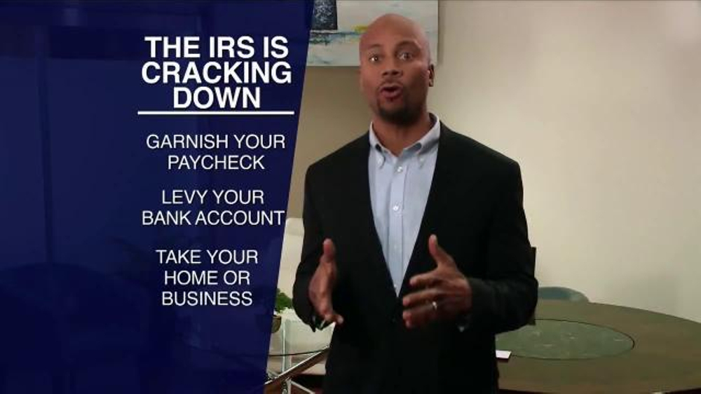 Optima Tax Relief TV Commercial, 39;Millions Who Owe Back Taxes39;  iSpo