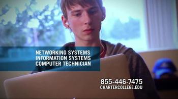 Charter College TV Spot, 'A New Career'
