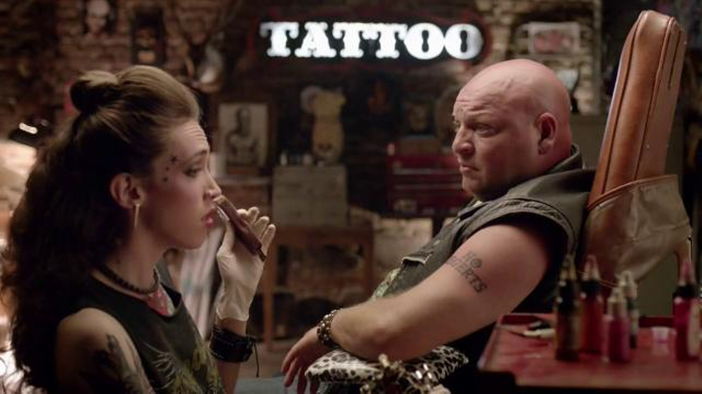 16 no regerts tattoo milky way tv commercial sorry for Milky way tattoo