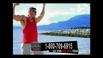 Guyspy Voice TV Spot, 'Hottest Gay Chatline'