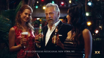 Dos Equis: The Most Interesting Man in the World on Cinco de Mayo