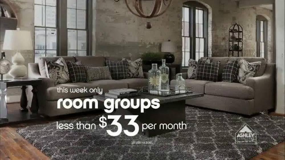 Ashley Furniture Homestore Tv Spot 39 New Urbanology Line 39