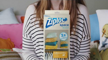 Ziploc Space Bag Tv Commercial I Really Like Pillows