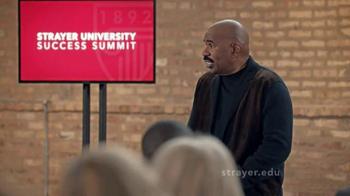 Strayer University TV Spot, 'Big Idea' Featuring Steve Harvey thumbnail