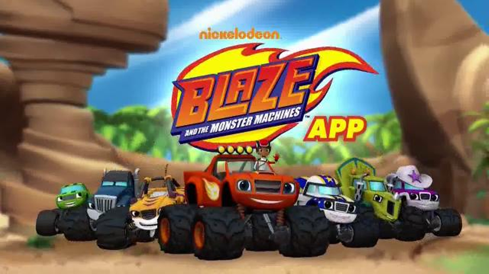 Pin blaze and the monster machines nick jr on pinterest