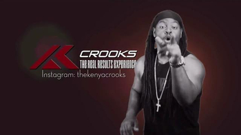 Kenya Crooks and The Real Results Experience TV Spot, 'Upcoming Trip'