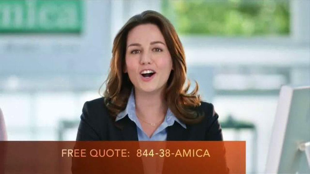 Amica mutual insurance company tv commercial 39 shopping for Is amica insurance good