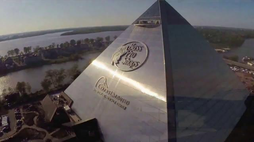Bass Pro Shops Spring Warm-Up Sale TV Spot, De-Hibernate: Pyramid