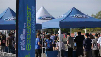 Ford Fusion Ecoboost Challenge Sales Event TV Spot, 'Testimonials' thumbnail