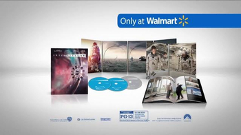 Walmart TV Spot, 'Interstellar on Blu-ray' thumbnail