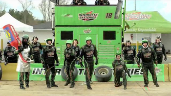 Interstate Batteries TV Spot, 'Pit Stop'