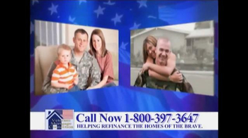 Veteran's Mortgage Connection TV Spot, 'Only for Veterans'